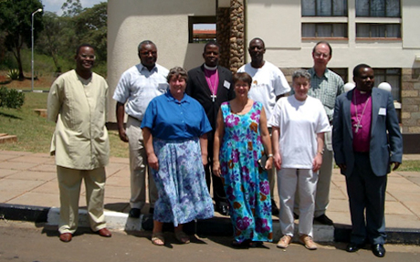 Anglican Baptist 2002 Group Photograph
