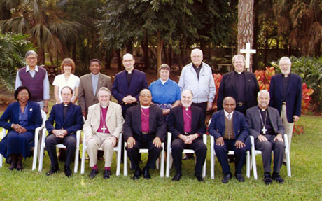 IASCER - Inter Anglican Standing Commission on Ecumenical Relations