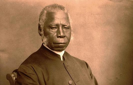 The first ever African Anglican Archbishop, Samuel Ajayi Crowther,  of Nigeria.