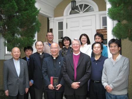 TEC_Japan _Bishop William College