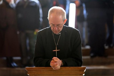 AB Welby Prayer