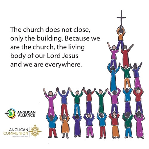 We Are The Church _en