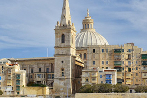 St Paul's Anglican Cathedral - Malta
